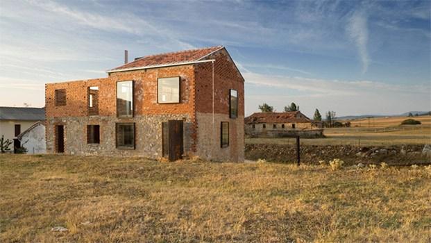 tendencias en arquitectura ruinas pajar diariodesign