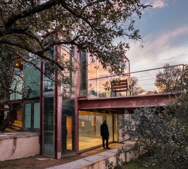 penelas arquitectura y cristal las rozas madrid diariodesign