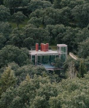 casa de cristal penelas arquitectos pabellon escondido diariodesign