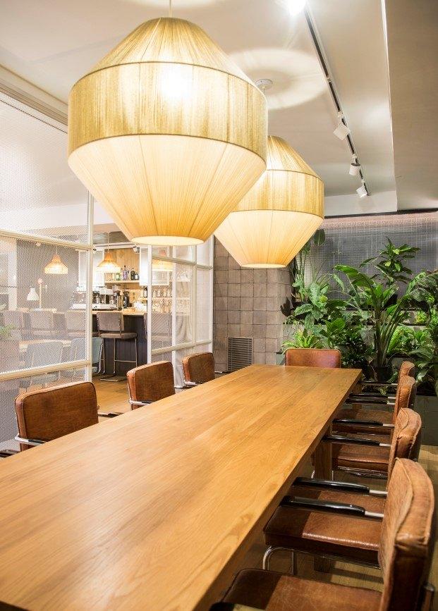 estilo mediterraneo en el restaurante popeye de barcelona diariodesign