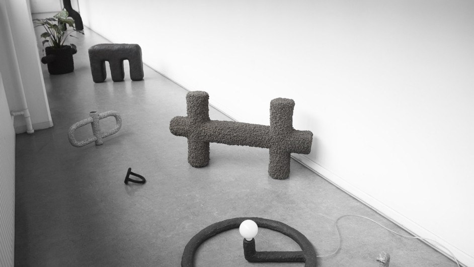 stine mikkelsen tactile monoliths textil diariodesign