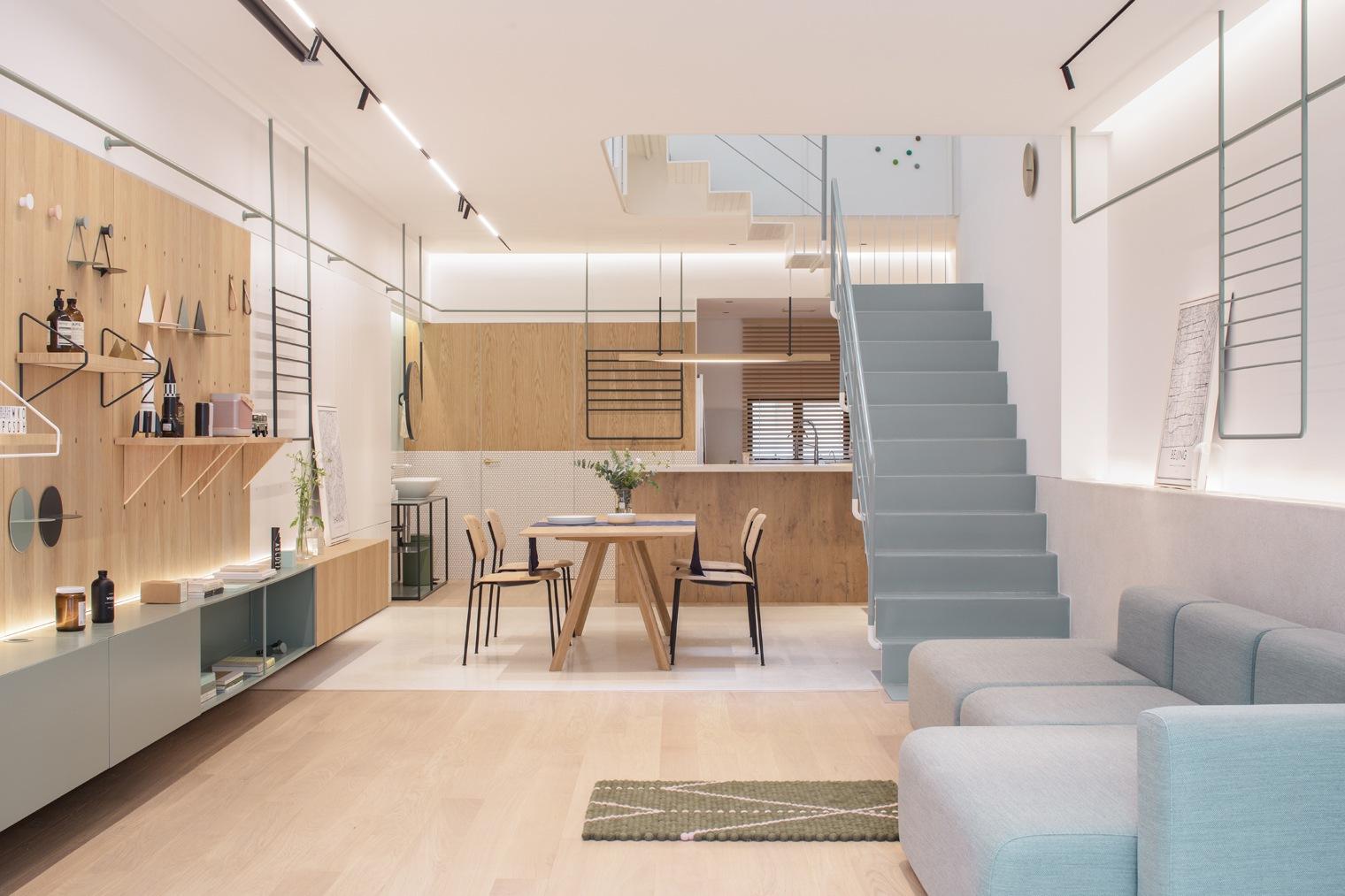 'A White House, A Growing Home', Una Casa En Shanghái