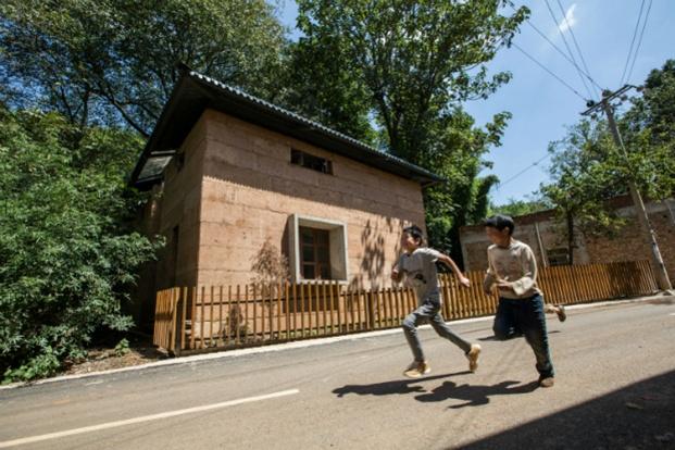 vivienda de adobe edificio del ano world architecture festival diariodesign