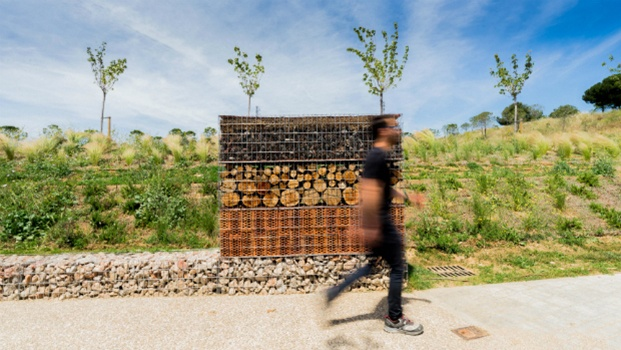 Insect Hotel world architecture festival diariodesign
