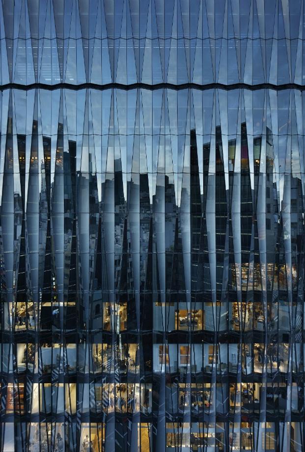 centro comercial Tokyu Plaza Ginza en Tokyo world architecture festival 2017 diariodesign