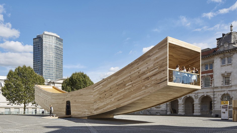 Smile by Alison Brooks Architects world architecture festival 2017 diariodesign