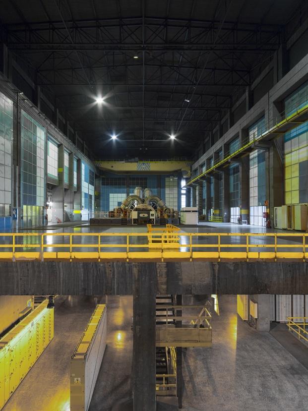 Joaquin Vaquero Palacios fundacion ICO patrimonio industrial diariodesign
