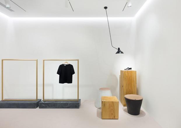 Loreak Mendian tienda ropa arte diseno san sebastian