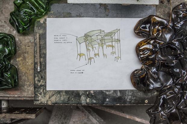 Madrid Design Festival nacho carbonell y cervezas alhambra diariodesign
