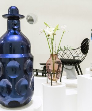 Madrid Design festival Mon Cirque Titus vase diariodesign