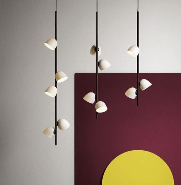 lampara moira de porcelana en imm cologne diariodesign