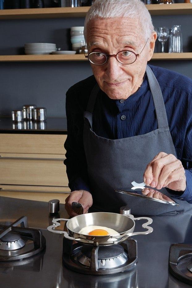 accesorios de cocina de mendini para alessi en diariodesign