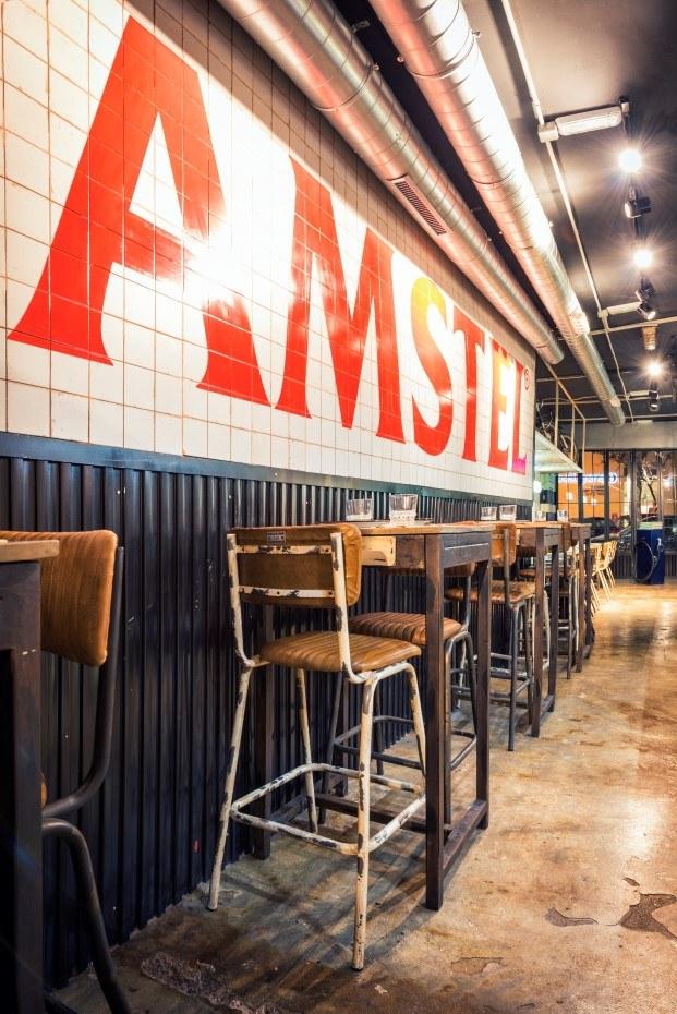 restaurante tematico burger garage en valencia diariodesign