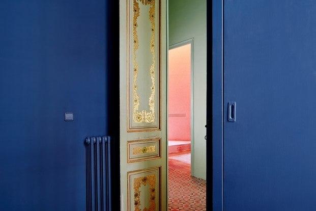 Icono millennial pink Casa Horta de Guillermo Santoma
