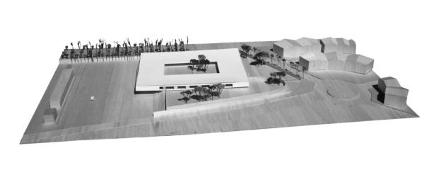 escola montserrat vayreda roses baas arquitectura diariodesign modelo