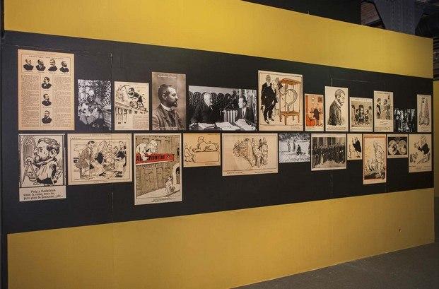 puig i cadafalch exposicion en barcelona diariodesign