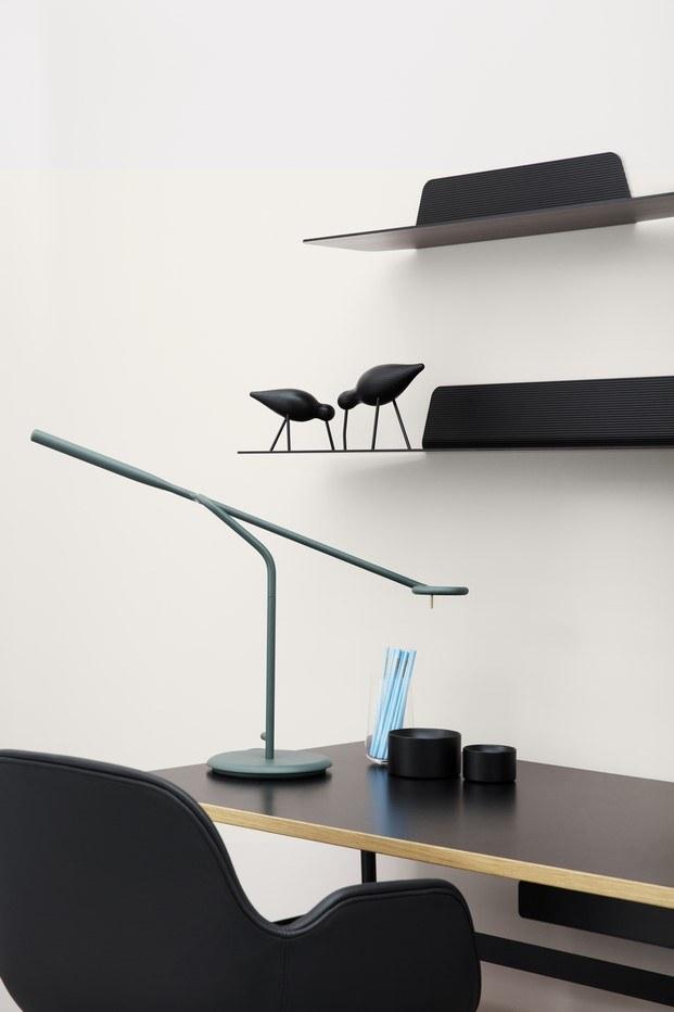 Normann Copenhagen lampara flow diariodesign
