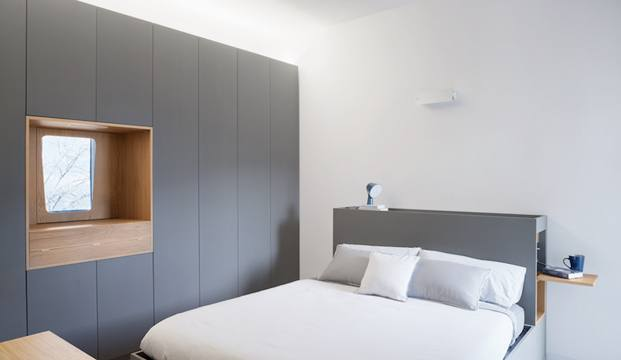 gosplan vivienda into the woods reforma dormitorio diariodesign