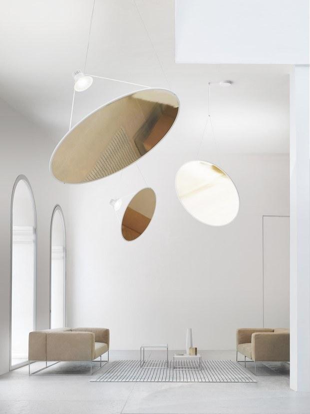 iluminacion contract interior en imm cologne luceplan diariodesign