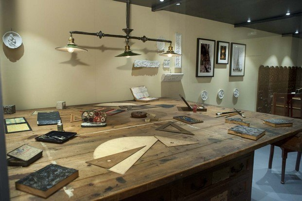 exposicion josep puig i cadafalch museu historia de catalunya diariodesign