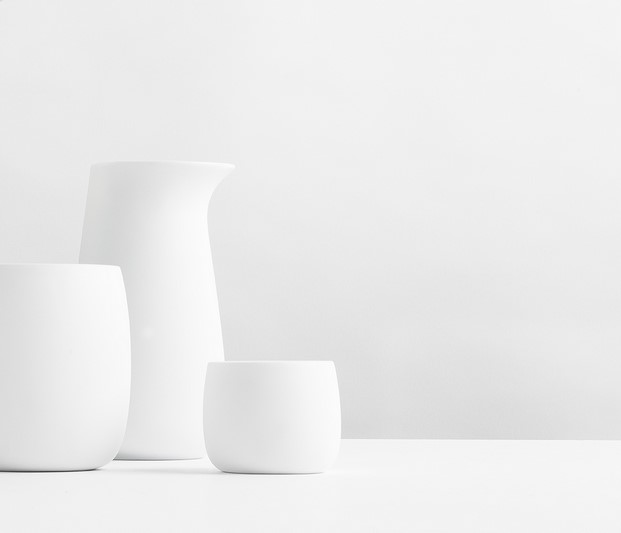 Norman Foster y Stelton coleccion de mesa de porcelana diariodesign