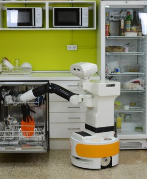 pal robotics robots en mazda space del born de barcelona diariodesign