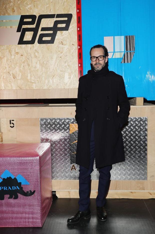 Ronan y Erwan Bouroullec para prada diariodesign
