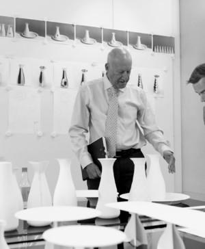 Norman Foster y Stelton coleccion menaje diariodesign