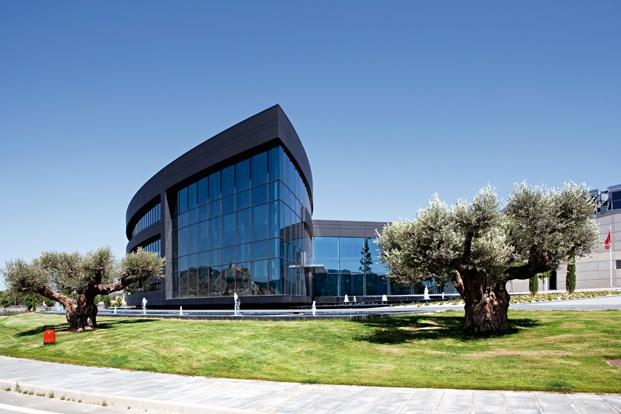 Actiu Parque Tecnologico sostenibilidad fachada diariodesign