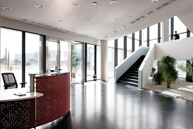 Actiu Parque Tecnologico oficinas sostenibilidad interior diariodesign
