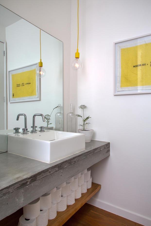 Apartamento Varanda en río de janeiro del Estudio Chao bano diariodesign