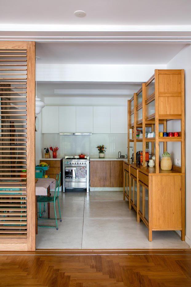 Apartamento Varanda en río de janeiro cocina del Estudio Chao diariodesign