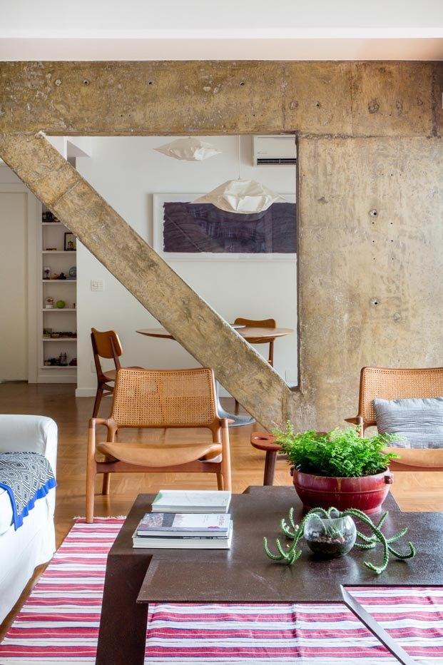 apartamento varanda estudio chao en rio de janeiro diariodesign