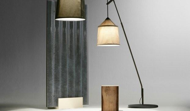 jaima de Marset lampara de exterior con textilene collection diariodesign