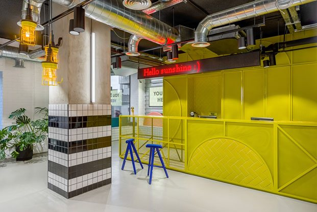 the student hotel en barcelona diariodesign