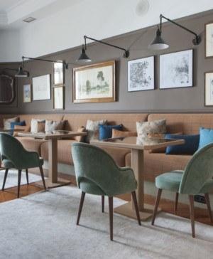 restaurante bistro del hotel villasoro en san sebastian de espacio en blanco diariodesign