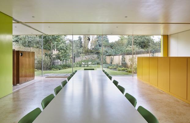 Wimbledon House Gumuchdjian Rogers House diariodesign