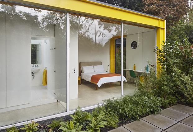 Wimbledon House Gumuchdjian Rogers House vista exterior diariodesign