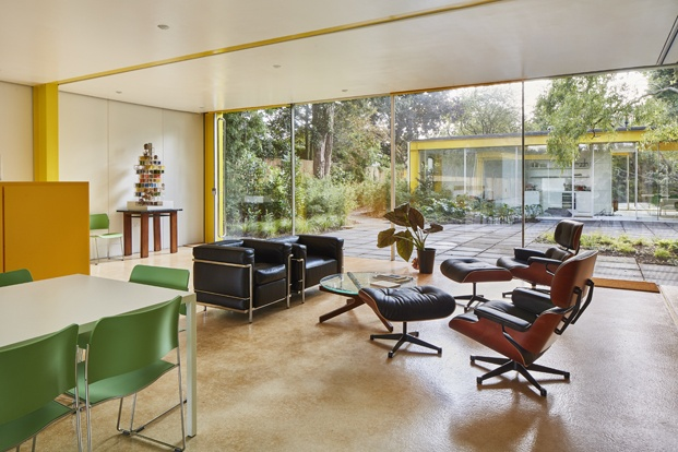 richard rogers house arquitectura y cristal diariodesign
