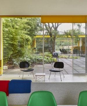 Wimbledon House Gumuchdjian Rogers House jardin diariodesign