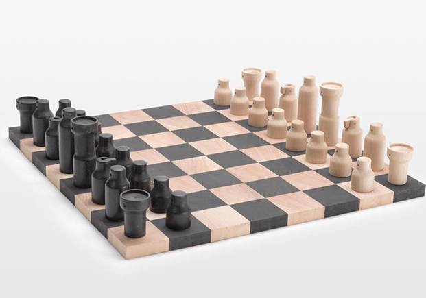 Democratic Chess de Florian Hauswirth diariodesign