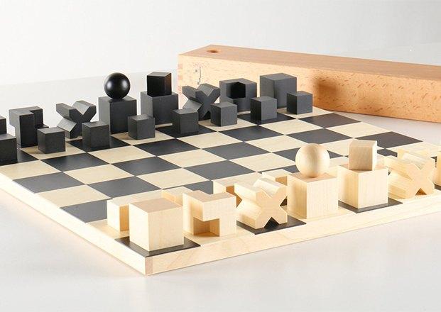 ajedrez bauhaus regalos diseño diariodesign