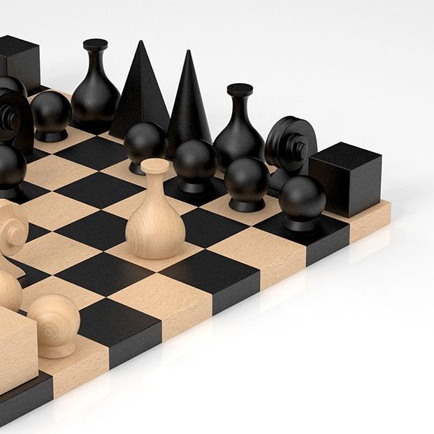 ajedrez Man Ray diariodesign