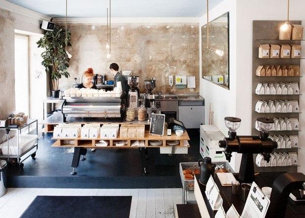 tienda del cafe bonanza en berlin diariodesign