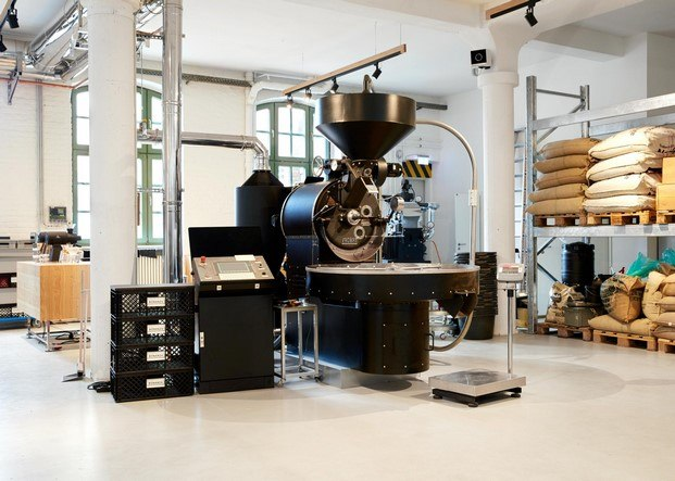 tostadero del cafe bonanza en berlin diariodesign