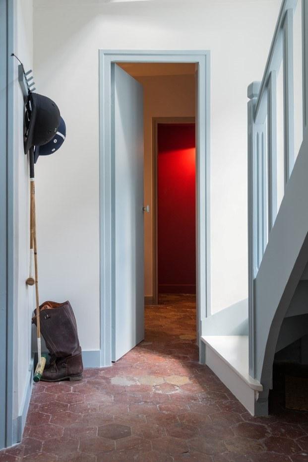 casa con alma de gesa hansen en las afueras de paris diariodesign