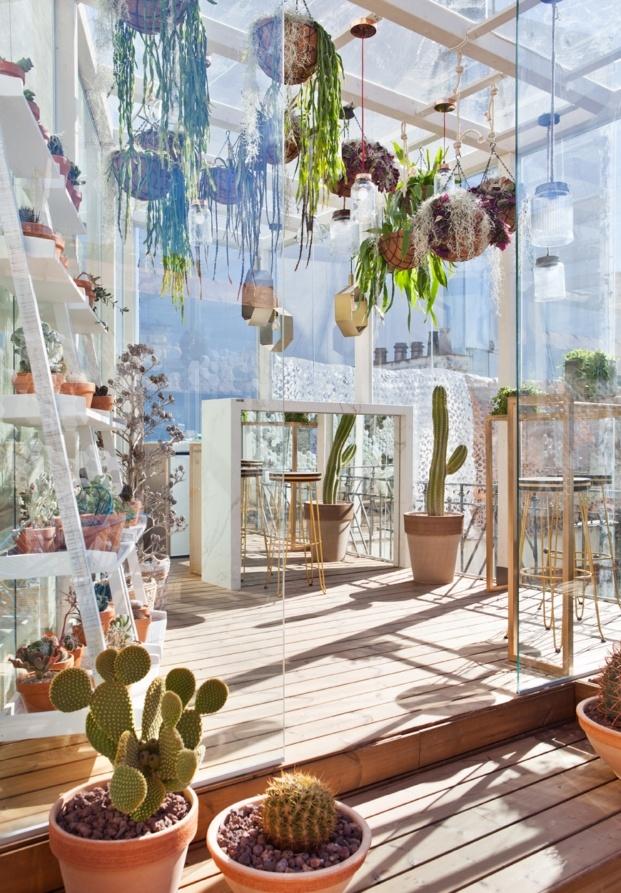 casa decor 2018 azotea desert city esculturas diariodesign