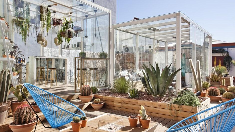 casa decor 2018 azotea desert city diariodesign