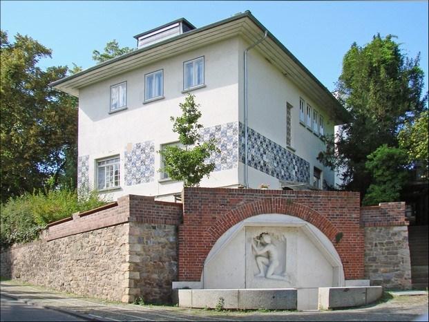 casa olbrich darmstadt diariodesign