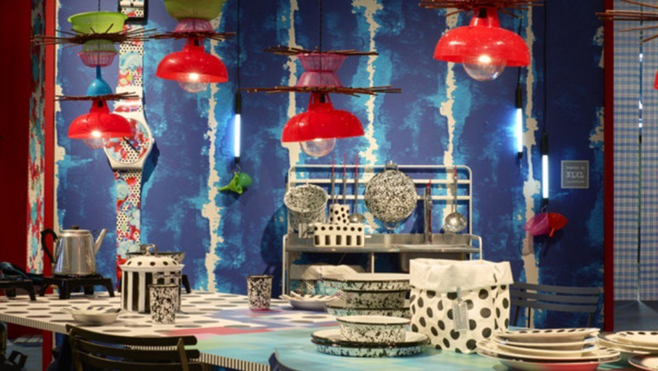 casa imaginada de paola navone en feria estocolmo mesa diariodesign